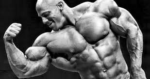 big ramy bicep and chest workout generation iron