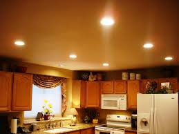 image of led kitchen ceiling lights ideas