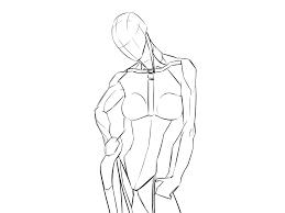筋肉が描けない筋肉の構造を理解して描き方を学ぶイラスト練習法を