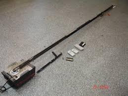 1 hp garage door openerFS  Old Craftsman 12 hp chain garage door opener 25  Newnan
