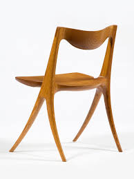 wendell castle s sculptural approach to furniture design is evident in the sinuous form of his 1968