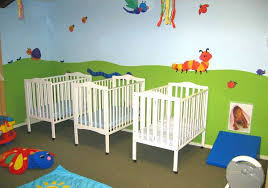 infant room daycare decorating ideas