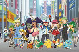 Pokemon Best Wishes-XY Akihabara Poster by gebobenilde on DeviantArt