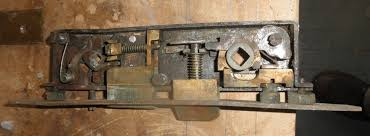 lockset internal mechanism victorian period