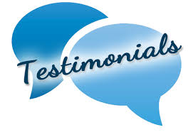 Image result for image of testimonials