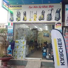 Máy xịt rửa xe Karcher K5 EU là dòng máy... - Thế Giới Máy Rửa Xe