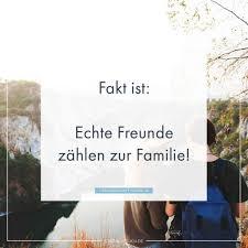 Fakt Ist Echte Freunde Zählen Zur Familie Whatsapp Status Sprüche