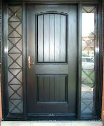 marvelous front door glass inserts replacement