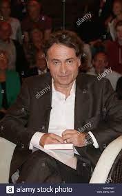 Giovanni di Lorenzo (Journalist, Moderator, Autor), Aufzeichnung von  'Markus Lanz' im Studio Stahltwiete, Hamburg, 07.10.2014 Stockfotografie -  Alamy