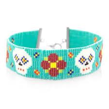 Bead Loom Bracelet Patterns Impressive Free 48 DIY Beaded Bracelet Patterns Ideas For DIY