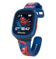 Детские умные <b>часы</b> с GPS Aimoto | <b>Marvel</b> «Человек-паук»