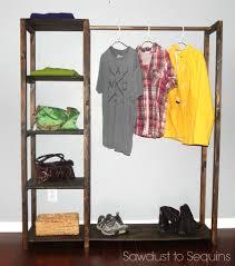 Diy Closet System Diy Closet System Sawdust To Sequins