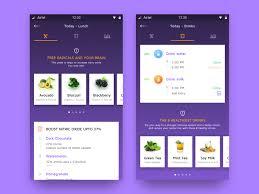Fitness Diet Chart Fitness App Diet Chart Uplabs