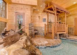 gatlinburg one bedroom cabin with indoor pool. pigeon forge cabin \u2013 cooper river indoor pool gatlinburg one bedroom with