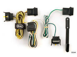 ford ranger trailer wiring kits suspensionconnection com ford ranger trailer wiring kit 2000 2003 by curt mfg 55344