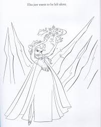 Small Picture disney frozen coloring sheets Official Frozen Illustrations