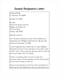 resignation letter due to relocationreport template document resignation letter due to relocation 4 jpg