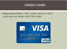 fake credit card numbers that work 2019