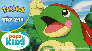 S5] Pokémon Tập 246 - Nyorotono và cổ động viên! - Hoạt Hình Pokémon Tiếng  Việt