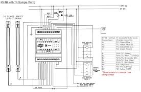 wiring diagrams for light curtains wiring image safety relay wiring diagram wiring diagram schematics on wiring diagrams for light curtains