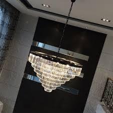 odeon 7 tier chandelier elegant rh 1920s odeon clear glass fringe 5 tier 7 tier chandelier