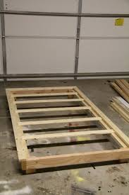 ... Simple Twin Bed Frame Plans simple twin bed frame plans 521 home  remodel ideas ...