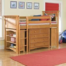 Loft Bedroom Furniture Bolton Bennington Low Loft Bed With Storage