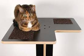 chic cat furniture. go big and bold with these pieces of cat furniture chic t
