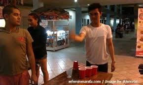 Plato When Party Beer Place Manila College Jsncruz Pong - Orellana Kelvin In