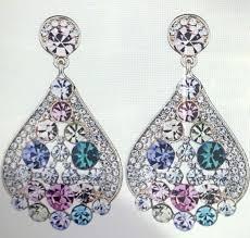 multi colored chandelier earrings exquisite multi colored chandelier earrings multi coloured chandelier earrings