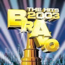 Deutsche Charts 2003 Bravo The Hits 2003 Hitparade Ch
