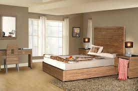 Natural Themed Interior With Wicker Bedroom Furniture - Bedroom emporium