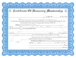 Membership Certificate Template certificatemembershiptemplate 1