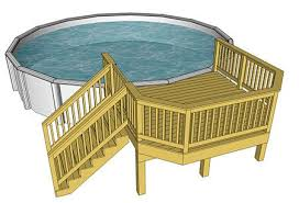 simple pool deck plans. Exellent Deck Pool Decks Throughout Simple Deck Plans D