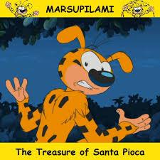 Huba Huba - Marsupilami - The Treasure of Santa Pioca - Season 2 - Episode  3