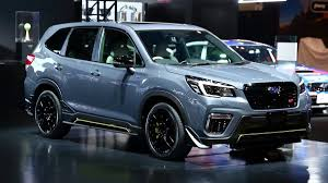 Torque It's Tokyo; The You Want Can't Touch One Sti Cover Breaks Forester In News But
