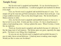 descriptive essay about my favorite place co descriptive