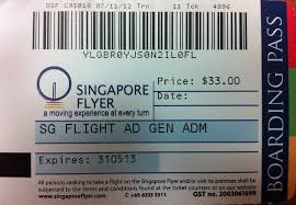 flyers ticket prices the singapore flyer most complete guide credso singapore