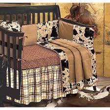 western baby bedding crib sets design ideas