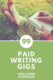paid writing gigs and opportunities
