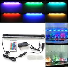 Amazon Com Amzdeal 12 Inch Aquarium Light Aquarium Led
