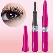 panasonic heated eyelash curler. i come from panasonic the eyelashes rotation comb eh-se60 (vp) vivid heated eyelash curler 6