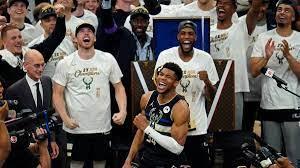 Khris Middleton, Bucks win NBA ...