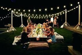 Party lighting ideas outdoor Wedding Backyard Party Lights Lighting Ideas String Makeovers Outdoor Diy Erm Csd Backyard Party Lights Lighting Ideas String Makeovers Outdoor Diy