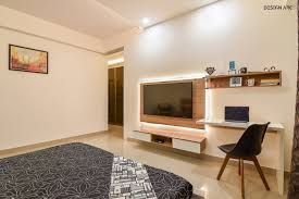 study unit and tv unit interior concept, home interior design bangalore, interior  design ideas