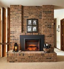 decoration captivating electric fireplace insert heater manufacturer with wire wine cork basket and black metal candle