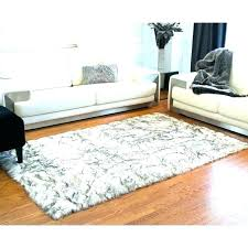 faux rugs faux skin rug grey faux fur rug union rustic grant grey faux sheepskin area faux rugs