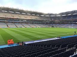Croke Park Section 334 Home Of Dublin Gaa