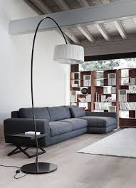 modular sofa 05226 contemporary living room idea in philadelphia with a library and white walls cado modern furniture modern sofa