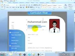 Free Microsoft Office Resume Templates Word Latest Cv Format In Ms